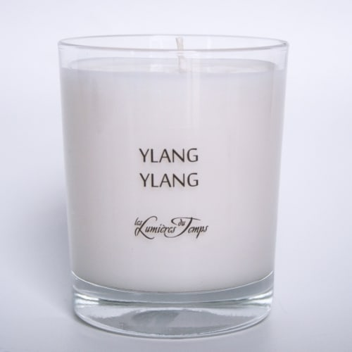 Bougie Végétale Ylang-Ylang