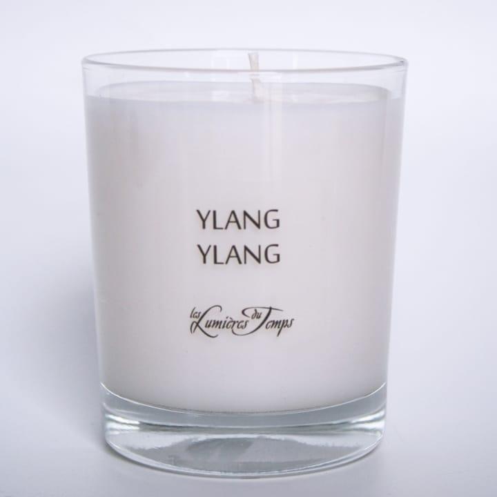Bougie Végétale Ylang-Ylang - Les Lumières du Temps - Incenza