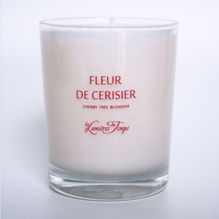 Fleur de Cerisier Bougie Parfumée - Les Lumières du Temps - Incenza