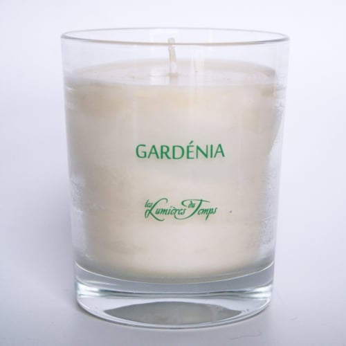 Bougie Végétale Gardénia
