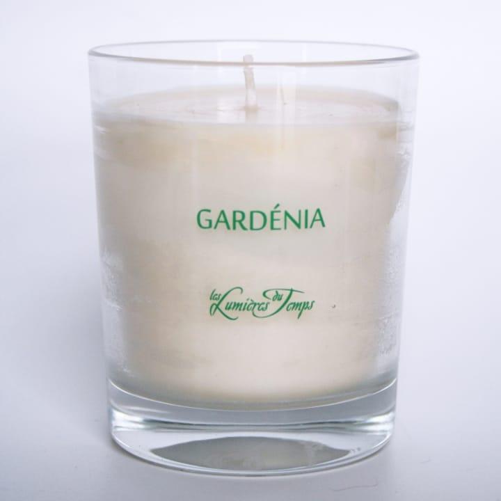 Gardénia Bougie Parfumée - Les Lumières du Temps - Incenza