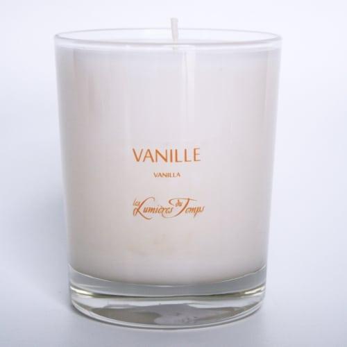 Bougie Végétale Vanille
