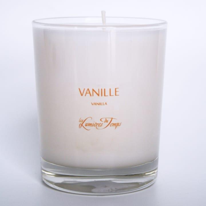 Vanille Bougie Parfumée - Les Lumières du Temps - Incenza