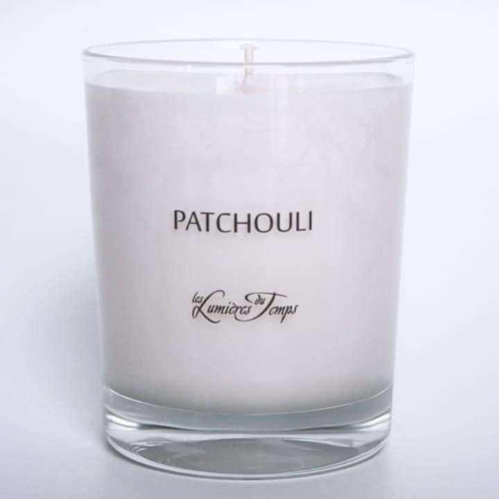 Bougie Végétale Patchouli - Les Lumières du Temps - Incenza