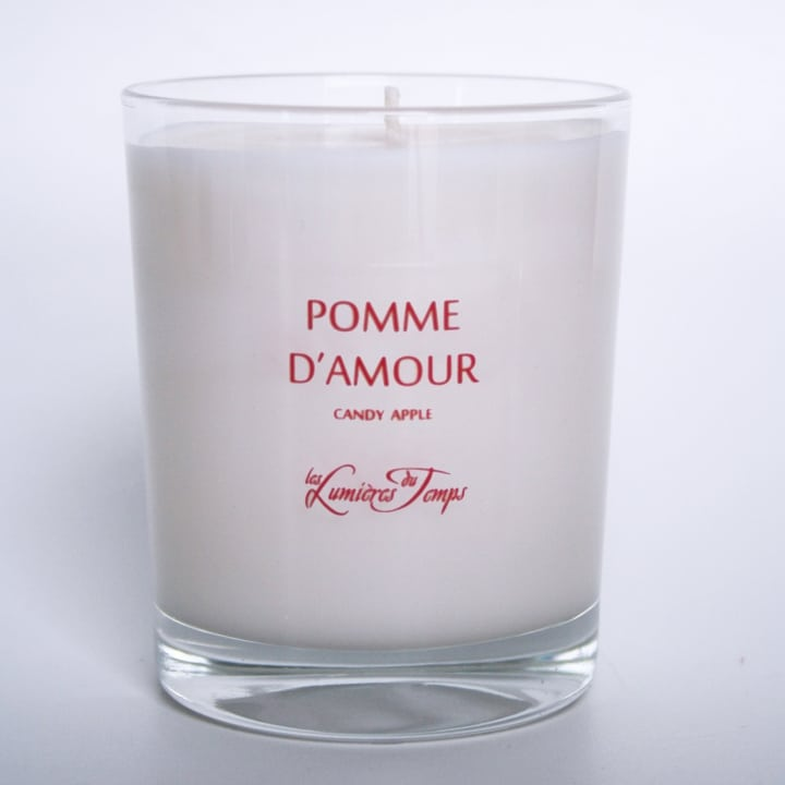 Pomme d'Amour Bougie Parfumée - Les Lumières du Temps - Incenza