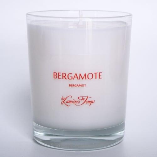 Bougie Végétale Bergamote