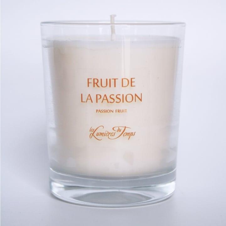 Fruit de la Passion Bougie Parfumée - Les Lumières du Temps - Incenza
