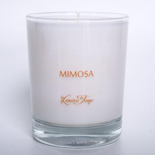 Bougie Végétale Mimosa