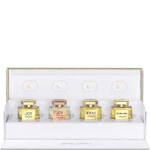 Collection Jean Patou Coffret 4 Miniatures
