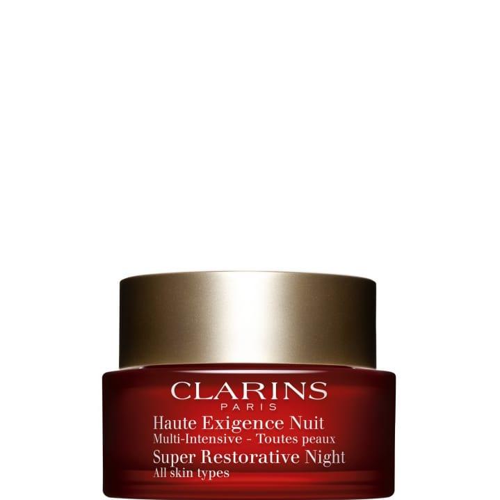 Multi-Intensive Crème Haute Exigence Nuit Toutes Peaux - CLARINS - Incenza