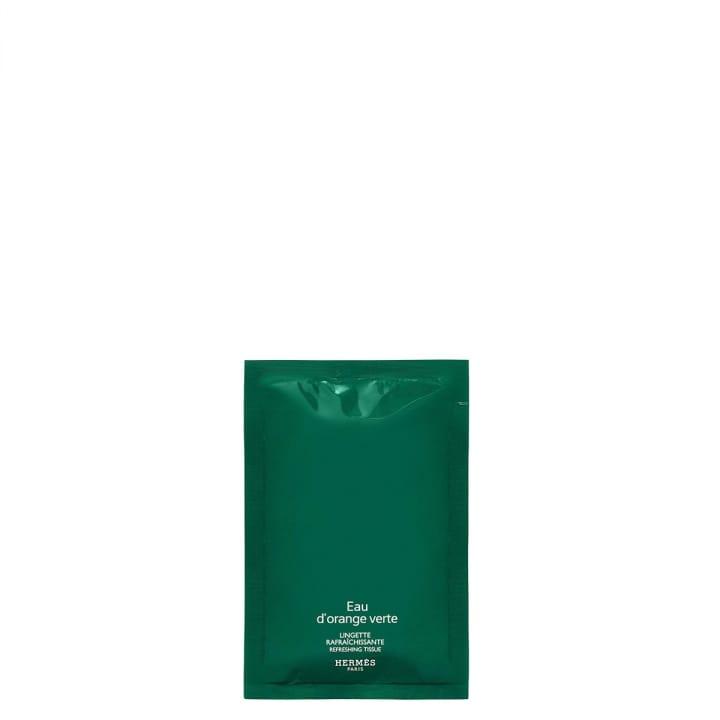 Eau d'Orange Verte Lingettes Raffraîchissantes Parfumées - HERMÈS - Incenza