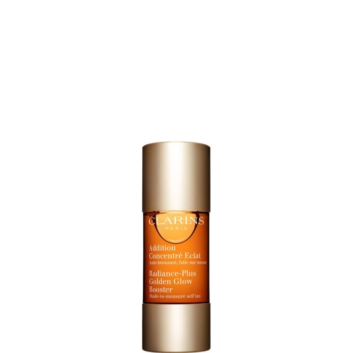Addition Concentré Eclat Auto-Bronzant - CLARINS - Incenza