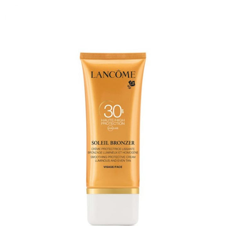 Soleil Bronzer Crème Protectrice Lissante SPF 30 - LANCÔME - Incenza