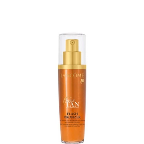 Flash Bronzer Gel Visage Autobronzant Application Express