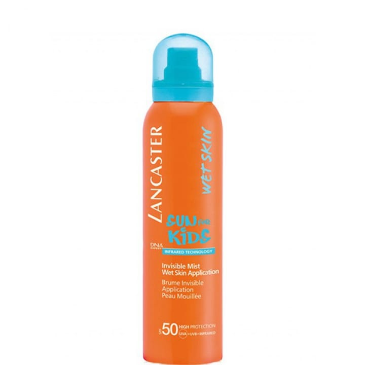 Sun For Kids Brume Invisible Application Peau Mouillée SPF 50 - Lancaster - Incenza