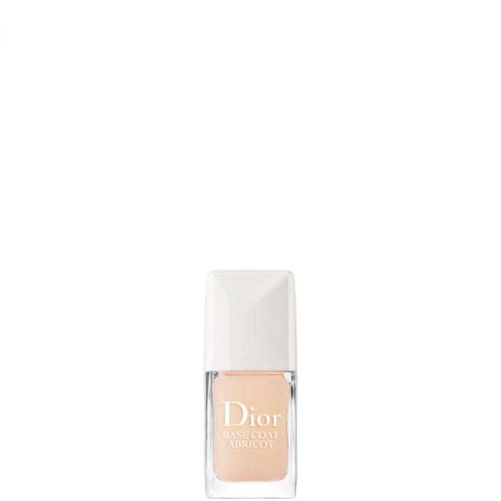 Base Coat Abricot Base Soin Protectrice Fortitiante et Durcissante - DIOR - Incenza