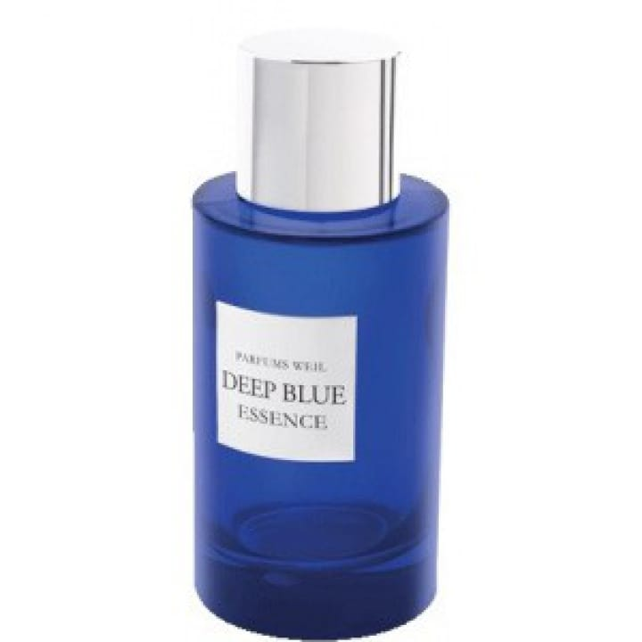 Deep Blue Essence Eau de Toilette - Weil - Incenza