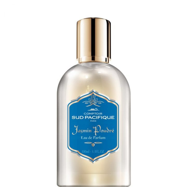 Jasmin Poudré Eau de Parfum - Comptoir Sud Pacifique - Incenza