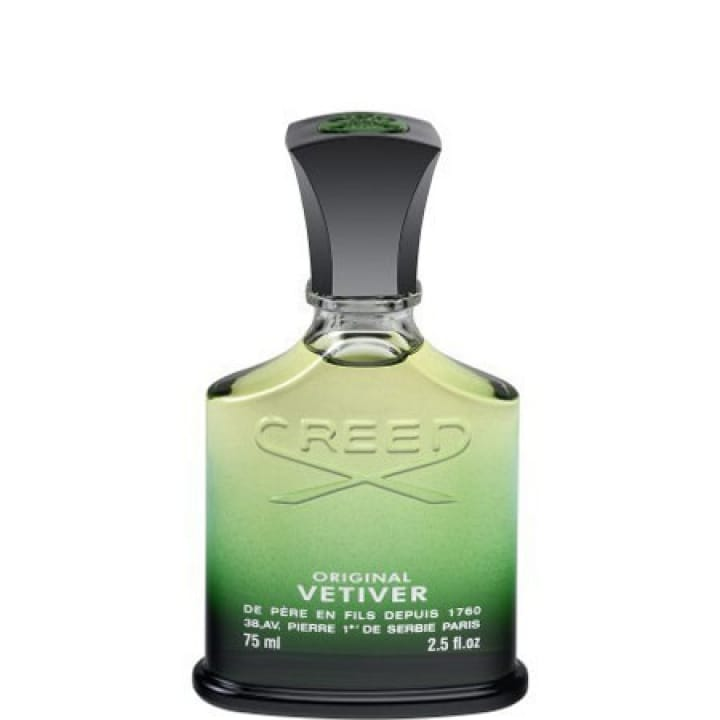 Original Vétiver Eau de Parfum - CREED - Incenza