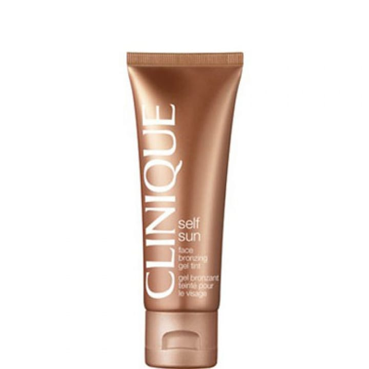 Clinique Self Sun Gel Bronzant Teinté Pour Le Visage - CLINIQUE - Incenza