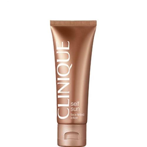 Clinique Self Sun Gel Crème Teinté Auto-Bronzant Visage