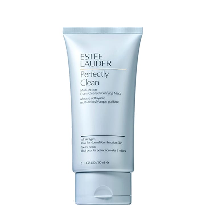 Perfectly Clean Mousse Nettoyante Multi-Action & Masque Purifiant - ESTEE LAUDER - Incenza