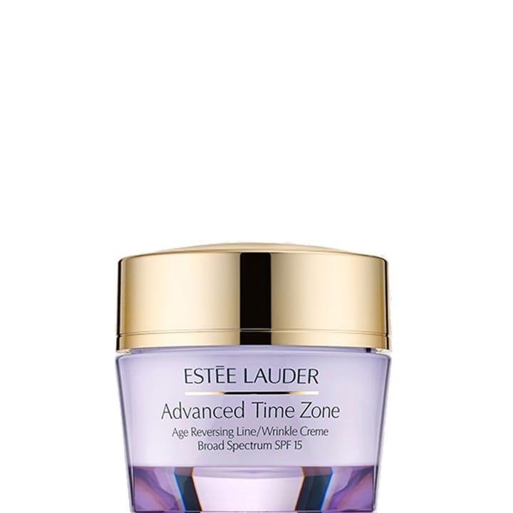 Advanced Time Zone Crème Experte Anti-Rides et Ridules SPF 15 Peaux Normales à Mixtes - ESTEE LAUDER - Incenza