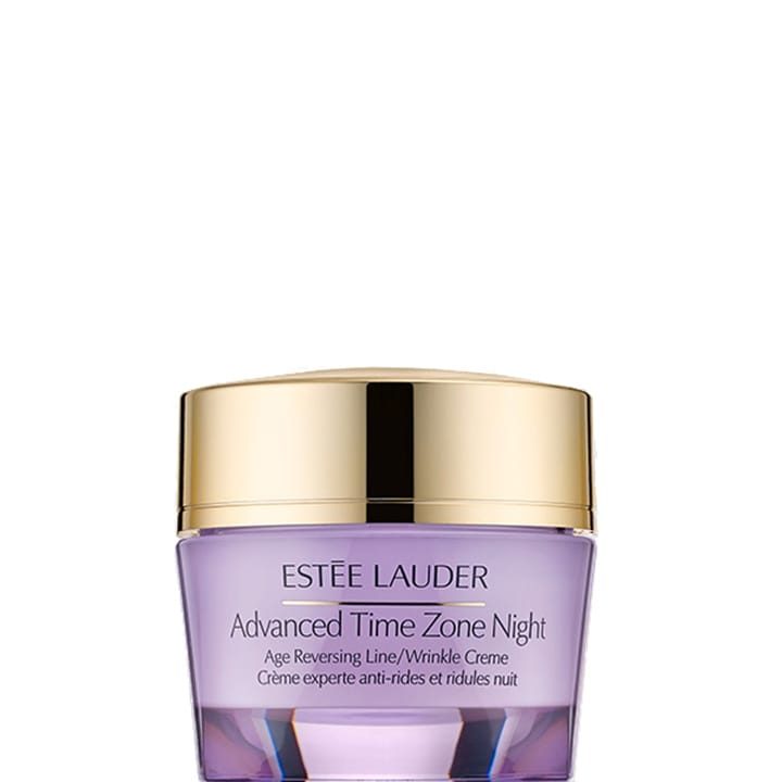 Advanced Time Zone Crème Experte Anti-Rides et Ridules Nuit - ESTEE LAUDER - Incenza
