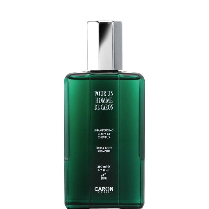 Pour un Homme Shampooing Corps et Cheveux - Caron - Incenza