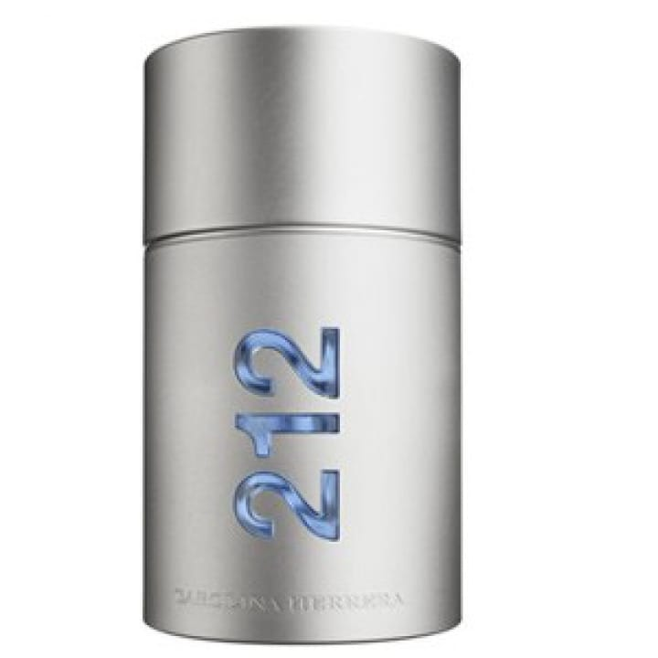 212 Nyc Men Eau de Toilette - Carolina Herrera - Incenza