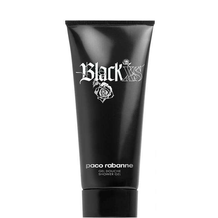 Black XS Gel-Douche - Paco Rabanne - Incenza