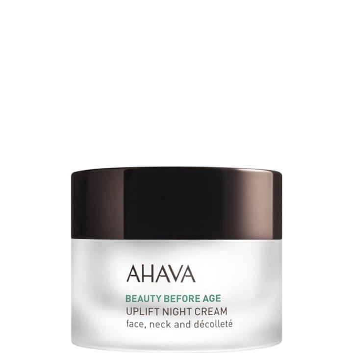 Beauty Before Age Crème de Nuit Liftante Visage, Cou et Décolleté - Ahava - Incenza