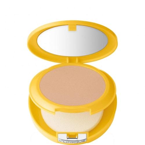 Mineral Powder Makeup for Face SPF 30 Fond de Teint Poudre Minéral Compact