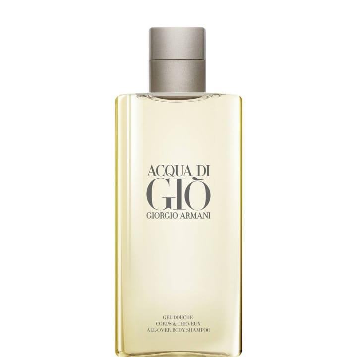 Acqua di Giò pour Homme Gel Douche Corps et Cheveux - Giorgio Armani - Incenza