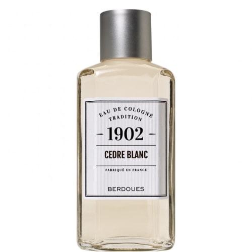 1902 Tradition Cèdre Blanc Eau de Cologne