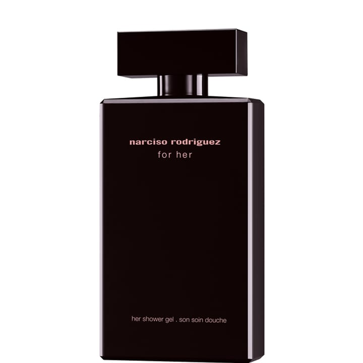 For Her Son Soin Douche - Narciso Rodriguez - Incenza