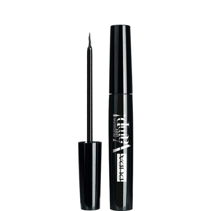 vamp professional liner de pupa eyeliner pinceau ultra fin waterproof incenza. Black Bedroom Furniture Sets. Home Design Ideas