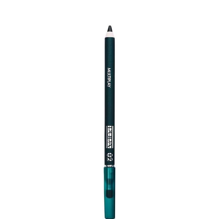 Multiplay Crayon Yeux Triple Usage avec Pinceau Estompeur - Pupa - Incenza