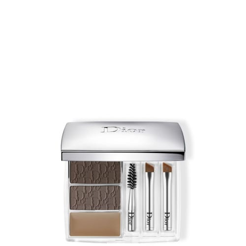 All-in-Brown 3D Kit Sourcils Professionnel Mise en Relief Longue Tenue