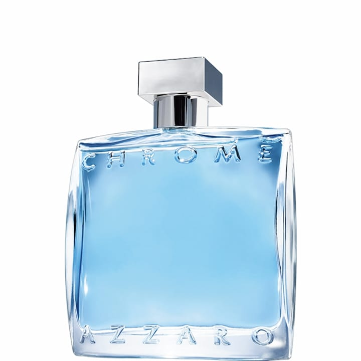 Chrome Eau de Toilette - Azzaro - Incenza