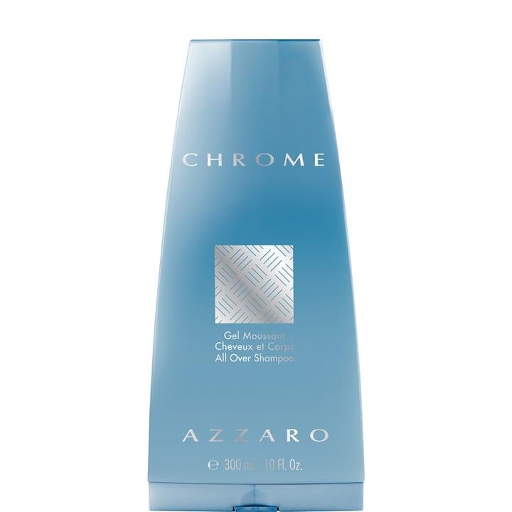 Chrome Gel Moussant Cheveux & Corps - Azzaro - Incenza