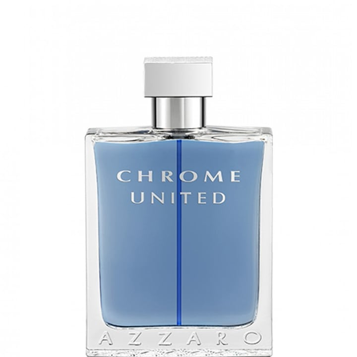 Chrome United Eau de Toilette - Azzaro - Incenza