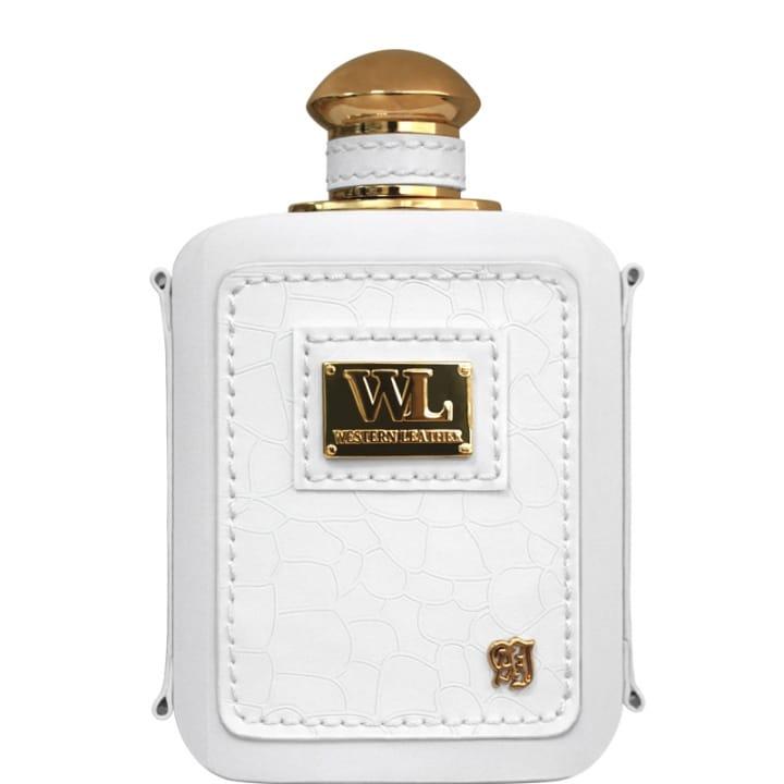 Western Leather White Eau de Parfum - ALEXANDRE J - Incenza