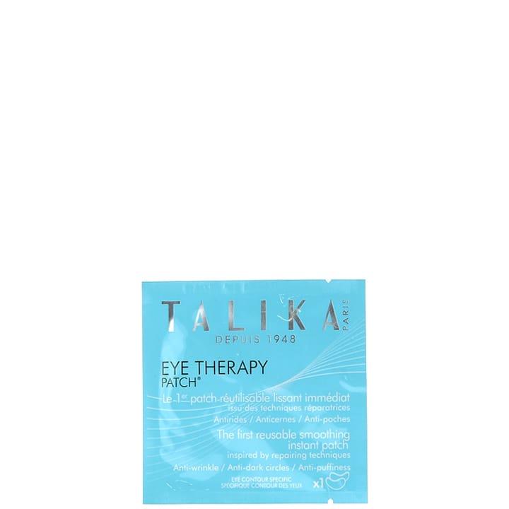 Eye Therapy Patch Le 1er Patch Réutilisable Lissant Immédiat - Talika - Incenza