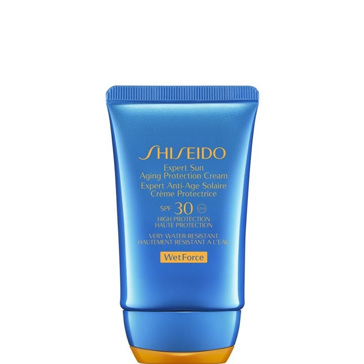 Wetforce Expert Anti-Âge Solaire Crème Protectrice SPF 30 - SHISEIDO - Incenza