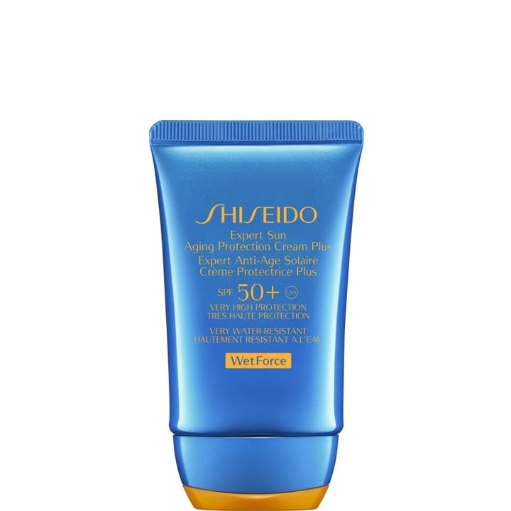 Wetforce Expert Anti-Âge Solaire Crème Protectrice SPF 50+ - SHISEIDO - Incenza