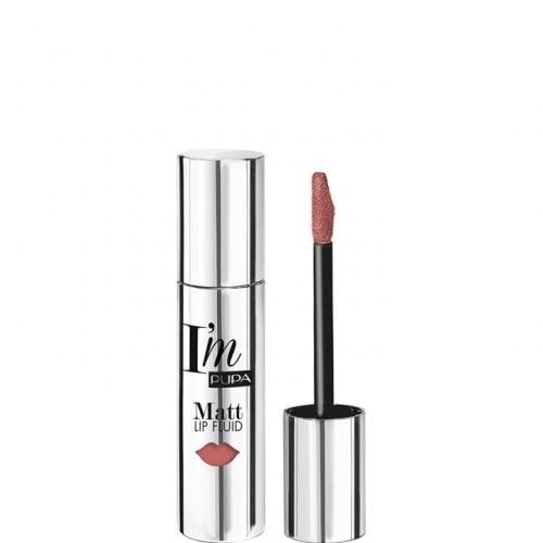 I'M Matt Lip Fluid Rouge à Lèvres Fluide Couleur Pure Mat Absolu