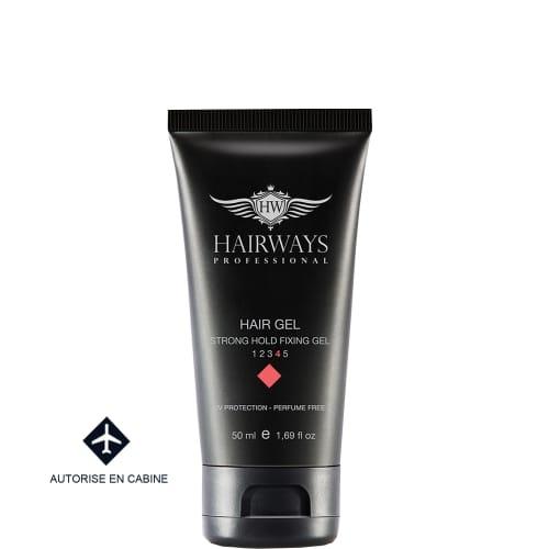 Hairways Professional Gel de Modelage pour les Cheveux