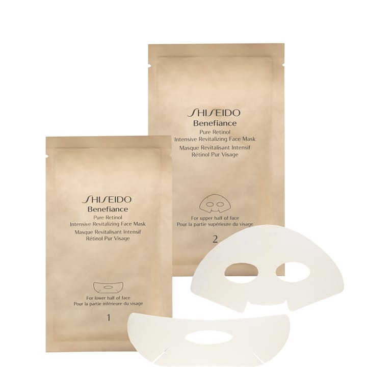 Benefiance Wrinkle Resist 24 Masque Revitalisant Intensif Rétinol Pur Visage - SHISEIDO - Incenza