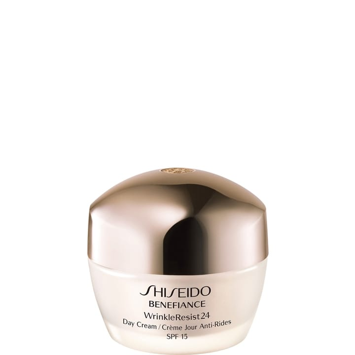 Benefiance WrinkleResist24 Crème Jour Anti-Rides SPF 15 - SHISEIDO - Incenza